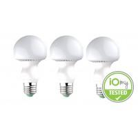 Smart Bulb Full colour LED Light Globe Bluetooth mesh 3 Pack