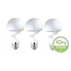 Smart Bulb Full colour LED Light Globe Bluetooth mesh 3 Pack