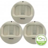 Motion Sensors 3 Pack