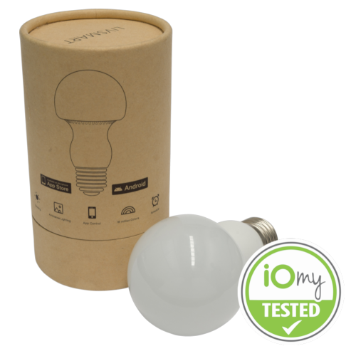 Home Automation - Buy Full Colour Bluetooth LED Smart Bulbs